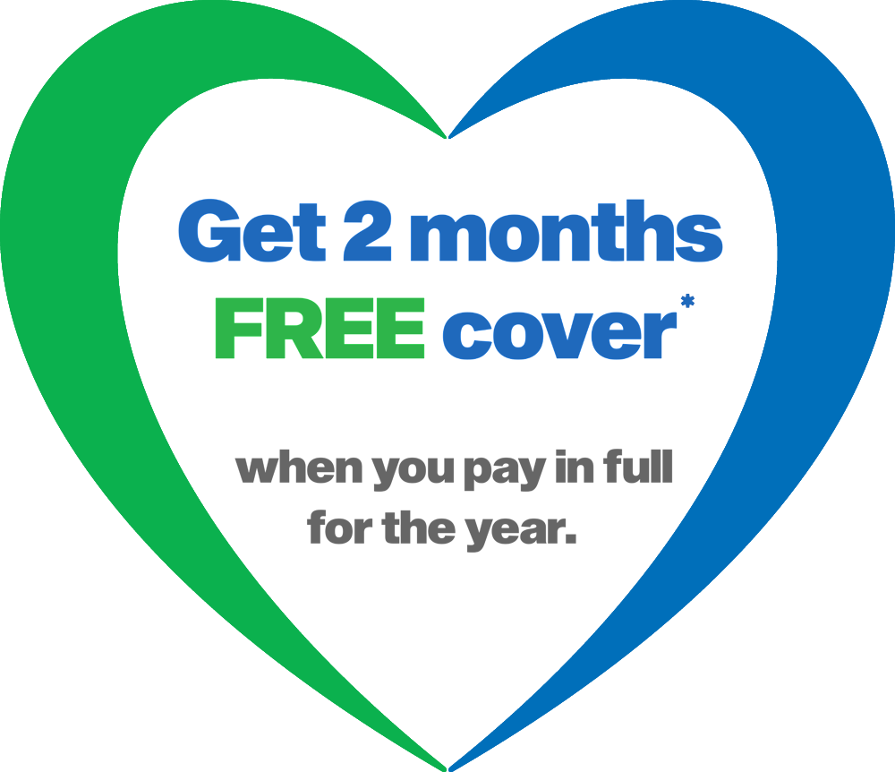 Lyca Insure Offer - get 12 months for the price of 10 when you buy an annual policy in full.